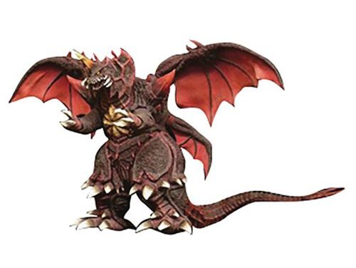 Godzilla Kaiju Series Destroyah 1995 Version Sofubi Vinyl Figure – Previews Exclusive – Free Shipping