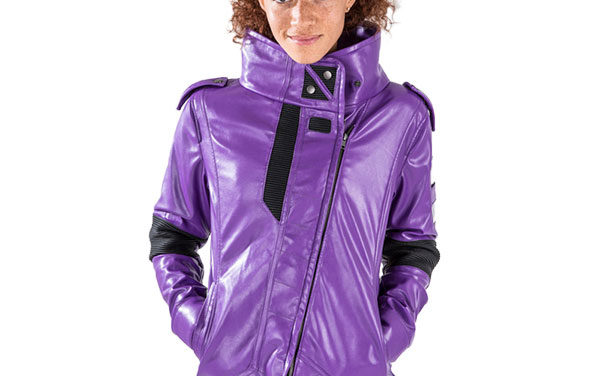 Mass Effect Peebee's Faux Leather Jacket