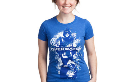 Overwatch It's Gonna Be Mei Ladies' T-Shirt