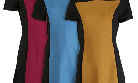 Star Trek TNG Skant Uniform