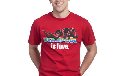 Deadpool Is Love T-Shirt