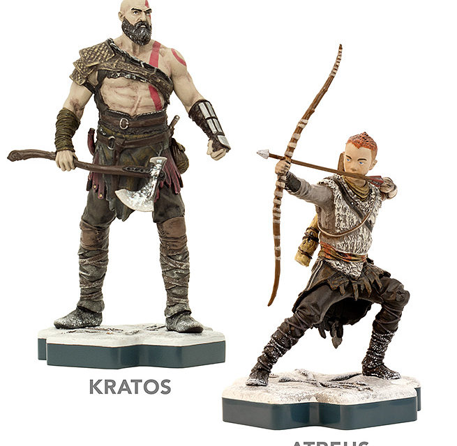 TOTAKU™ Figures – God of War