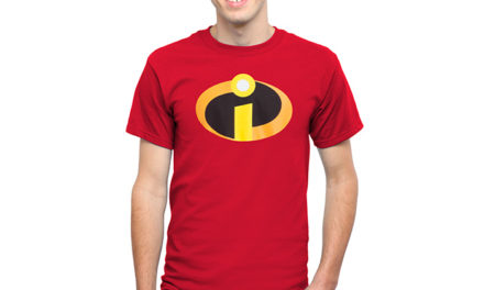 The Incredibles Uniform T-Shirt