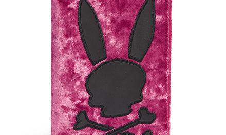 Bob's Burgers Louise Bunny Skull Zip Wallet