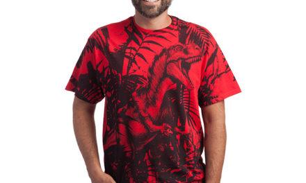 Jurassic Park Dinosaur T-Shirt