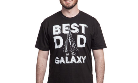 Star Wars Best Dad T-Shirt