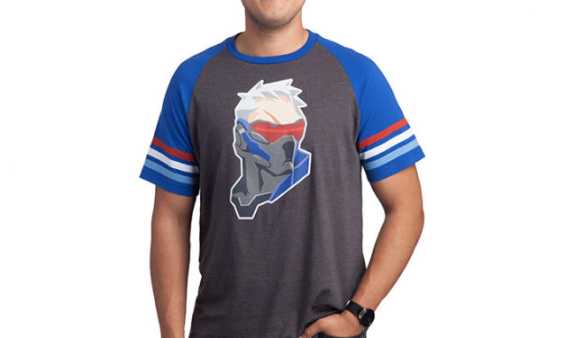 Overwatch Soldier: 76 Raglan T-Shirt