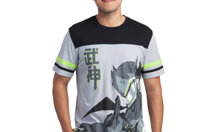 Genji Spray T-Shirt