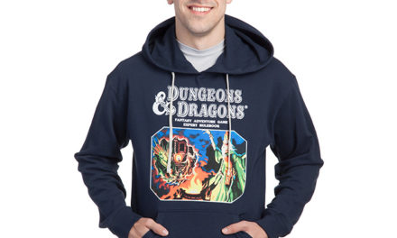 Dungeons and Dragons Expert Rules Pullover Hoodie
