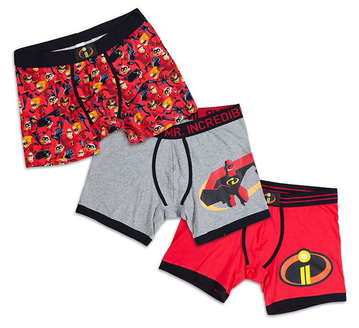 The Incredibles Boxer Brief 3pk