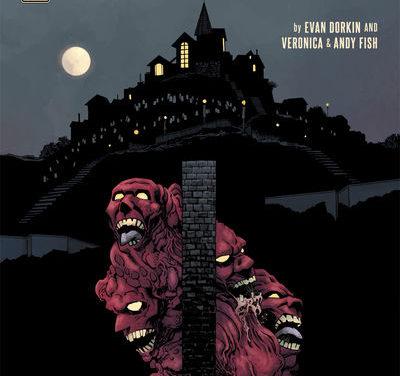 Blackwood #2 (Declan Shalvey & Jordie Bellaire Variant Cover)