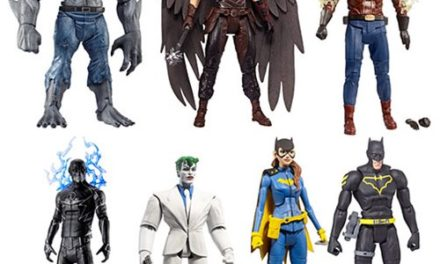 DC Comics Multiverse 6-Inch Action Figure Wave 5 Case – Free Shipping