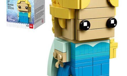 EGO BrickHeadz Frozen 41617 Elsa