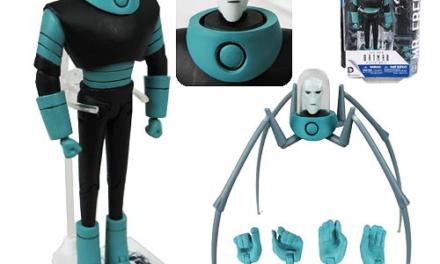 The New Batman Adventures Mr. Freeze Action Figure