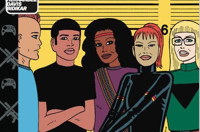 Assassinistas #6 (Retailer 10 Copy Incentive Variant)