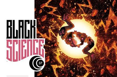 Black Science #37 (Cover B – Shalvey)