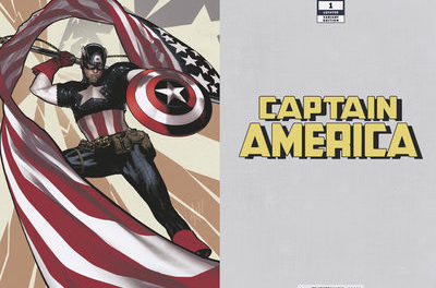 Captain America #1 (Hughes Virgin Variant)