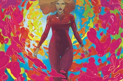 Barbarella #8 (Cover B – Ward)