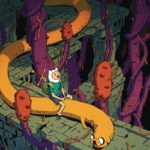 Adventure Time Comics #25 (Subscription Bak Variant)