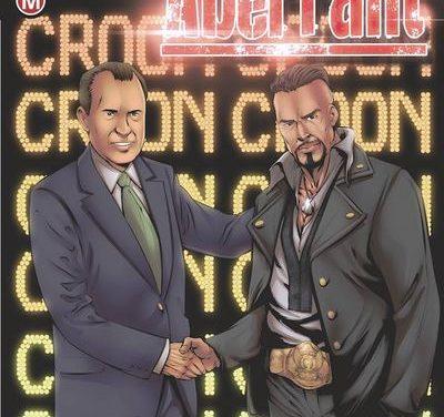 Aberrant #2 (Cover B – Leon Dias)