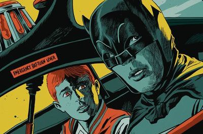 Archie Meets Batman 66 #1 (Cover C – Francavilla)