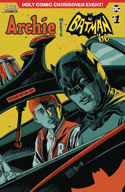Archie Meets Batman 66 #1 (Cover C – Francavilla)