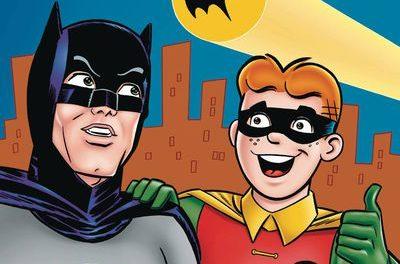 Archie Meets Batman 66 #1 (Cover E – Parent & Bone)