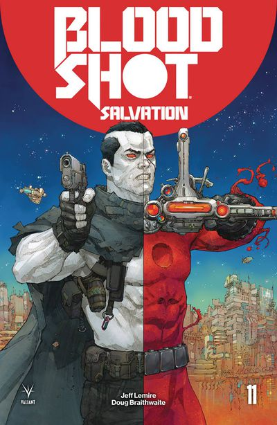Bloodshot Salvation #11 (Cover A – Rocafort)