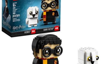 LEGO BrickHeadz Harry Potter 41615 Harry Potter and Hedwig