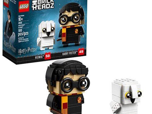 LEGO BrickHeadz Harry Potter 41615 Harry Potter and Hedwig