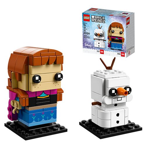 LEGO BrickHeadz Frozen 41618 Anna and Olaf