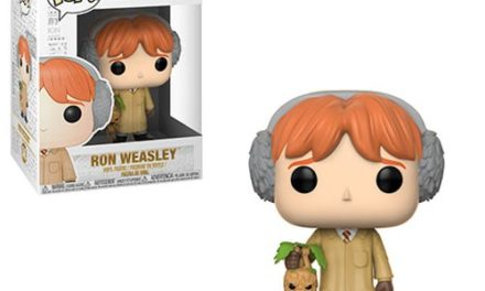 Harry Potter Ron Weasley Herbology Pop! Vinyl Figure #56