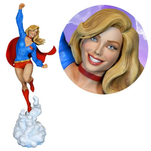 DC Comics Super Powers Supergirl Maquette Statue – Free Shipping