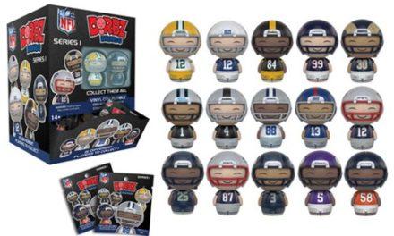 NFL Dorbz Minis Mini-Figures Random 4-Pack