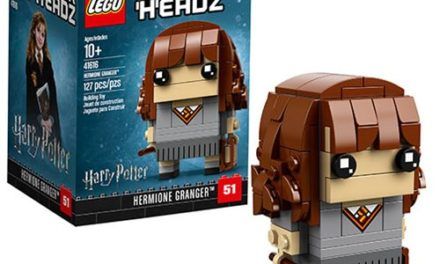 LEGO BrickHeadz Harry Potter 41616 Hermione Granger