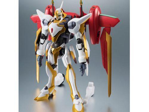 Code Geass Lancelot Air Cavalry Robot Spirits Action Figure