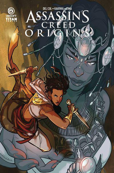 Assassins Creed Origins #4 (of 4) (Cover A – Favoccia)