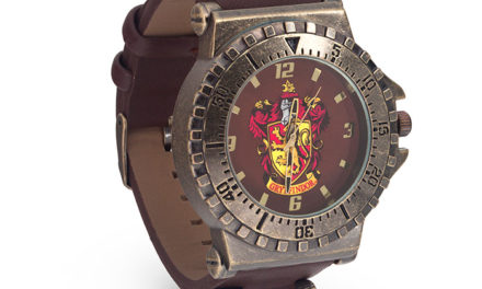 Harry Potter House Colors Watch
