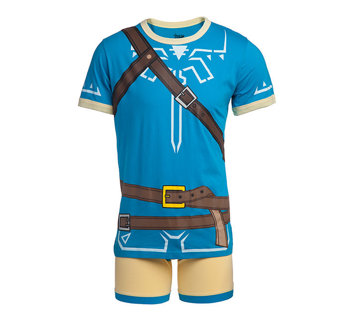 Zelda Breath of the Wild Sleep Set
