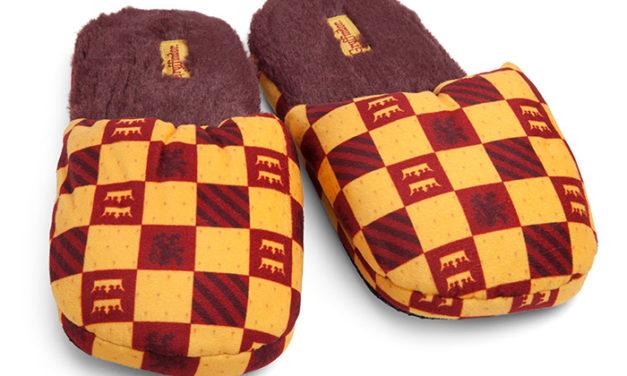 Harry Potter House Slippers