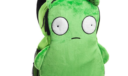 Bob's Burgers Kuchi Kopi Plush Backpack