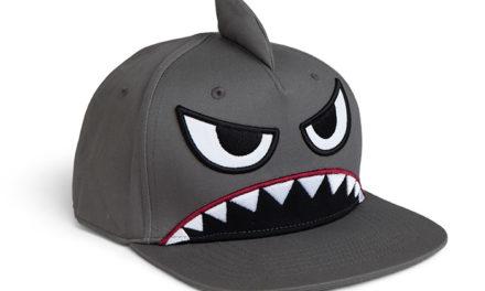 Shark Attack Cap