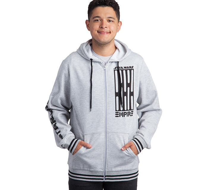 Star Wars Dark Drain Zip-Up Hoodie