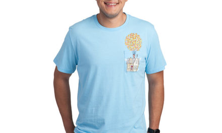 Up Fly Up Away Pocket T-Shirt