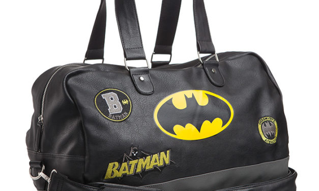 Batman Lifestyle Duffel
