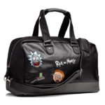 Rick and Morty Lifestyle Duffel
