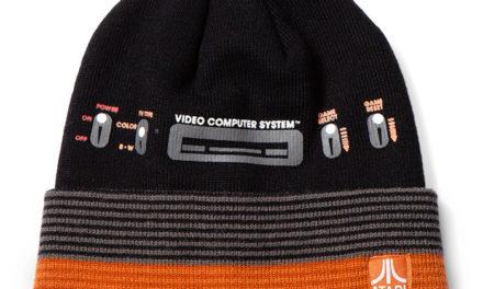 Atari 2600 Cuff Beanie