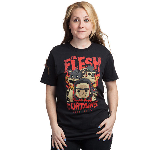 Rick and Morty The Flesh Curtains T-Shirt