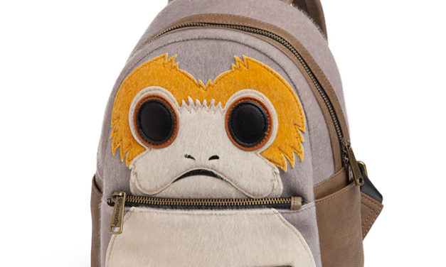 Star Wars Porg Mini Backpack – SDCC Exclusive