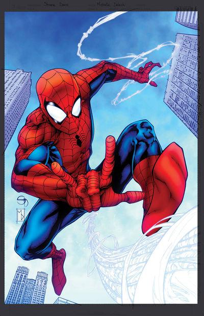 Amazing Spider-Man #1 (Davis Variant)